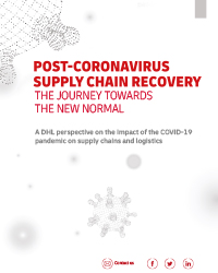 Post-coronavirus supply chain recovery: The journey towards the new normal
